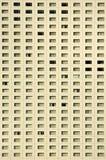 旅馆视窗 库存照片