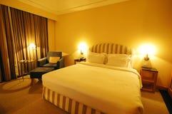 旅馆豪华空间 免版税库存照片
