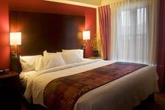 旅馆豪华空间 库存照片