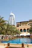 旅馆豪华老宫殿城镇 免版税库存照片