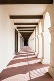旅馆走廊-奥斯汀,得克萨斯 免版税图库摄影