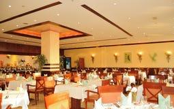 旅馆餐馆 库存图片