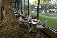 旅馆餐馆 图库摄影