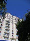 旅馆,傲德萨,乌克兰 免版税库存照片