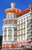 旅馆 图库摄影