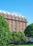 旅馆Astoria,圣彼德堡 免版税图库摄影