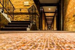旅馆COPTHORNE伦敦盖特威克内部看法  免版税库存照片