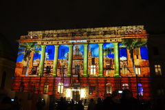 旅馆de罗马 库存图片