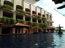 旅馆De里约,Melaka 免版税库存照片