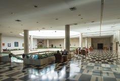 旅馆Habana Libre内部 免版税图库摄影