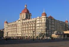 旅馆mahal mumbai taj 免版税库存图片