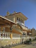 旅馆PickAlbatros在洪加达是一个普遍的旅游目的地 免版税库存照片