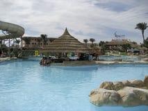 旅馆PickAlbatros在洪加达 库存图片