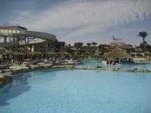 旅馆PickAlbatros在洪加达 库存照片
