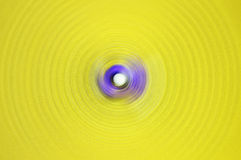 旋转圈子辐形行动迷离抽象背景  免版税图库摄影