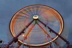 旋转的弗累斯大转轮 图库摄影
