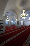 族长或易卜拉希米清真寺的洞 图库摄影
