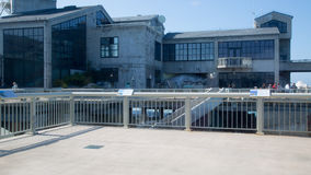 水族馆蒙特里海湾 免版税库存图片