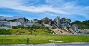 水族馆,冲绳岛,日本 库存图片