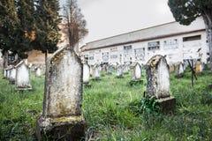 无名的坟墓 免版税库存照片