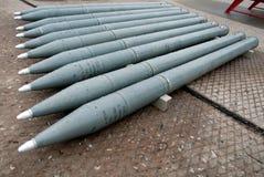 无向导的火箭 库存图片