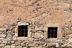 无头甘蓝威尼斯式堡垒,耶拉派特拉,克利特,希腊 免版税库存图片
