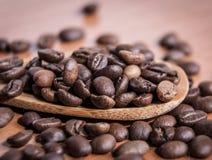 无奶咖啡开胃五谷  免版税库存图片