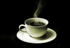 无奶咖啡 库存照片