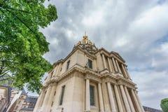无效宫殿门面,巴黎 免版税库存照片