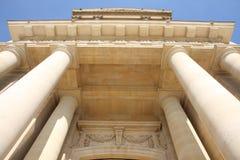 无效宫殿,巴黎 免版税库存照片