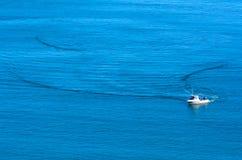 无疑海湾北国新西兰 库存照片