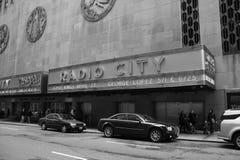 无线电城市 库存照片