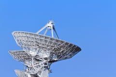 无线电望远镜 免版税库存图片