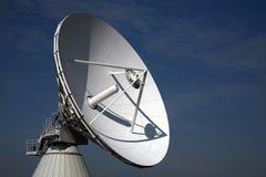 无线电望远镜 库存图片
