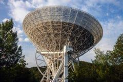 无线电望远镜Effelsberg 免版税库存图片