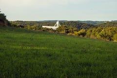 无线电望远镜Effelsberg 免版税库存照片