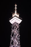 无线电铁塔柏林,德国 库存照片
