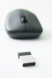 无线鼠标 库存图片
