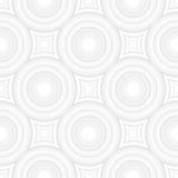 无缝传染媒介几何的样式- 库存图片