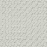 无缝几何的样式 免版税库存照片