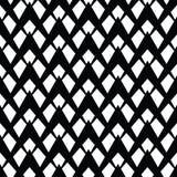 无缝几何的模式 经典传染媒介背景 免版税库存照片