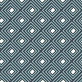 无缝几何的模式 错觉作用 向量 免版税库存图片