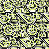无缝几何的模式 向量例证