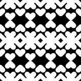 无缝抽象几何的模式 小条和菱形纹理  库存照片