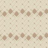 无缝抽象几何的模式 纹理补缀品 背景是能使用的镶嵌构造 粗鲁的 手孵化 库存例证