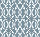 无缝抽象几何的模式 线性主题背景 免版税库存图片