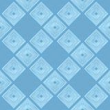 无缝抽象几何的模式 背景是能使用的镶嵌构造 杂文纹理 皇族释放例证