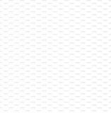 无缝抽象白色六角形的纹理 免版税库存照片