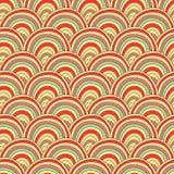 无缝抽象的模式 向量 向量例证