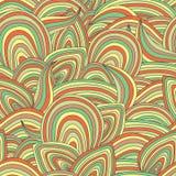 无缝抽象的模式 向量 库存照片